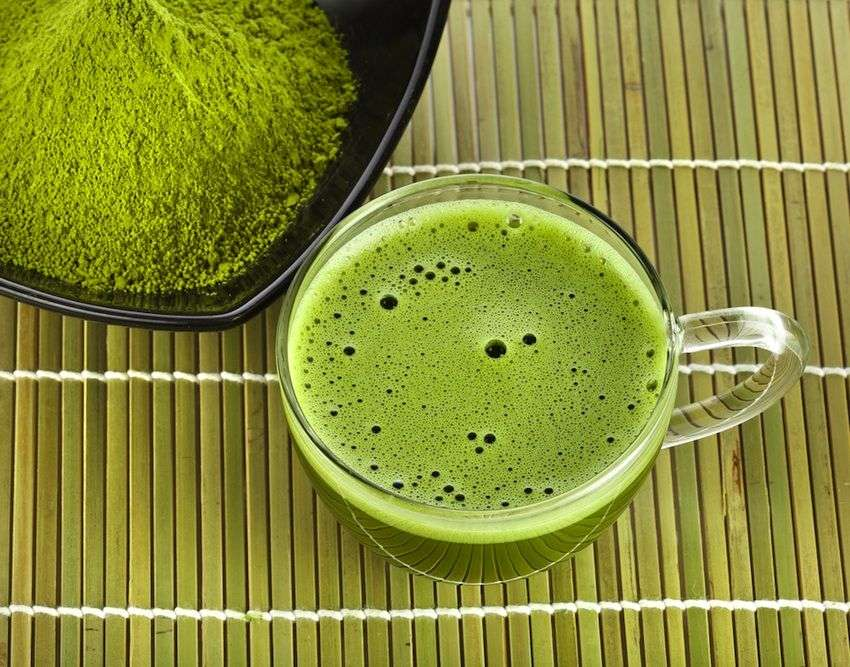 Δοκίμασε το πράσινο τσάι Matcha ως ρόφημα ή σε γλυκά και φαγητά