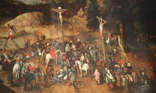 Εκλάπη μεγάλης αξίας πίνακας του Πίτερ Μπρέγκελ του νεότερου από εκκλησία της Ιταλίας