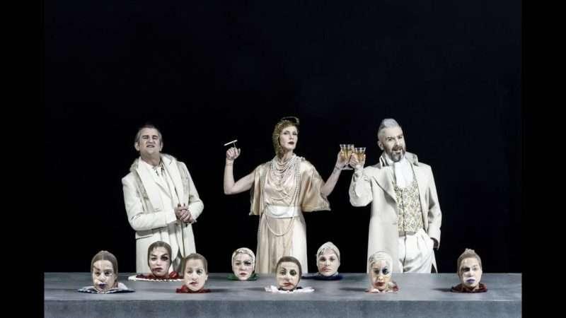 """""""Ο άνθρωπος που γελά"""" του Βίκτωρος Ουγκώ στο Εθνικό Θέατρο Rex – Σκηνή Μαρίκα Κοτοπούλη"""
