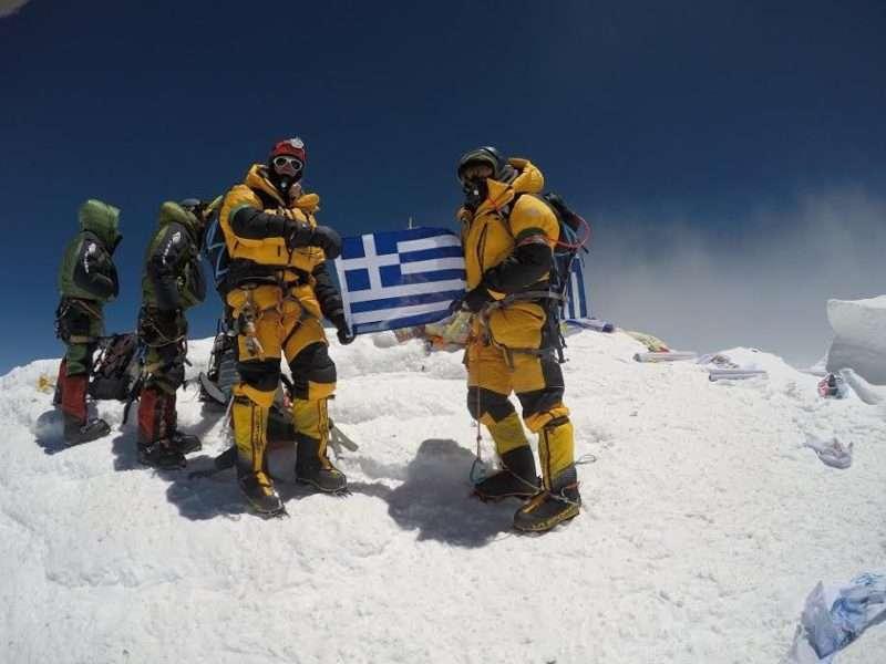 «Έλληνες στην κορυφή του Έβερεστ» στις «Ημέρες Κινηματογράφου» Δροσιάς