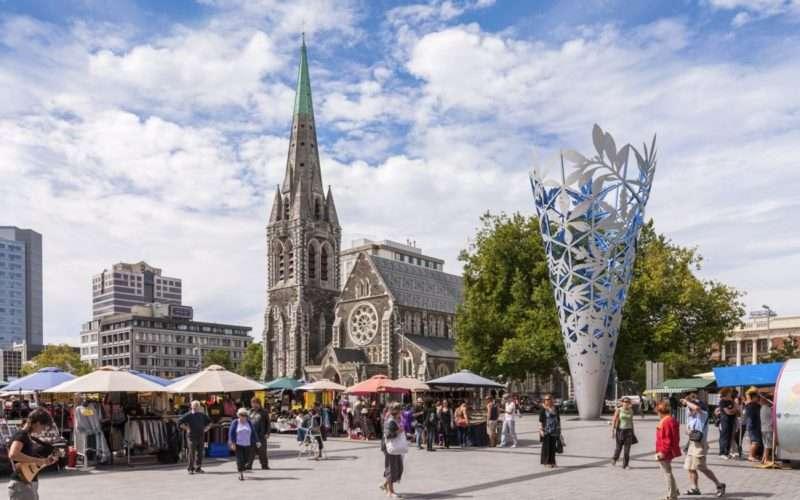 Κράιστσερτς – Ποια είναι η πόλη της Νέας Ζηλανδίας που δέχτηκε την επίθεση στα δύο τεμένη της
