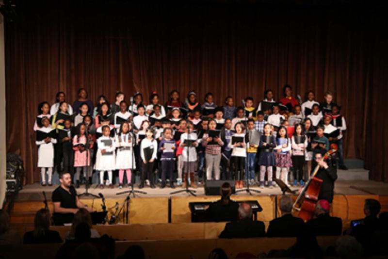 Ημέρα Κάριτας 2019. Ιδιαίτερος εορτασμός με τη Χορωδία του Διαπολιτισμικού Σχολείου Αλσούπολης