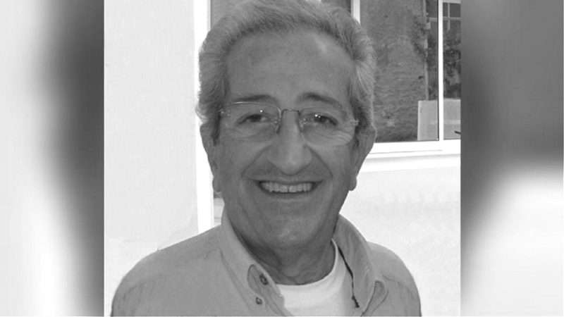 Γιάννης Σμυρναίος. Τέλη Μαρτίου «έφυγε» αθόρυβα…