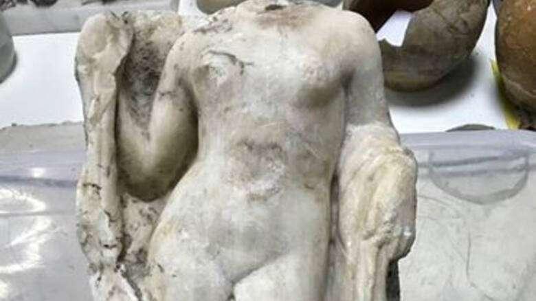 «Αρχαιότητες σε Τροχιά» στο Μετρό της Θεσσαλονίκης