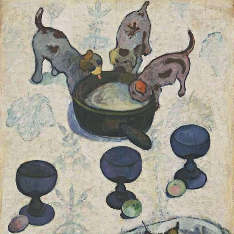 Παγκόσμια Ημέρα Αδέσποτων Ζώων με τέχνη εμπνευσμένη από τους τετράποδους φίλους μας