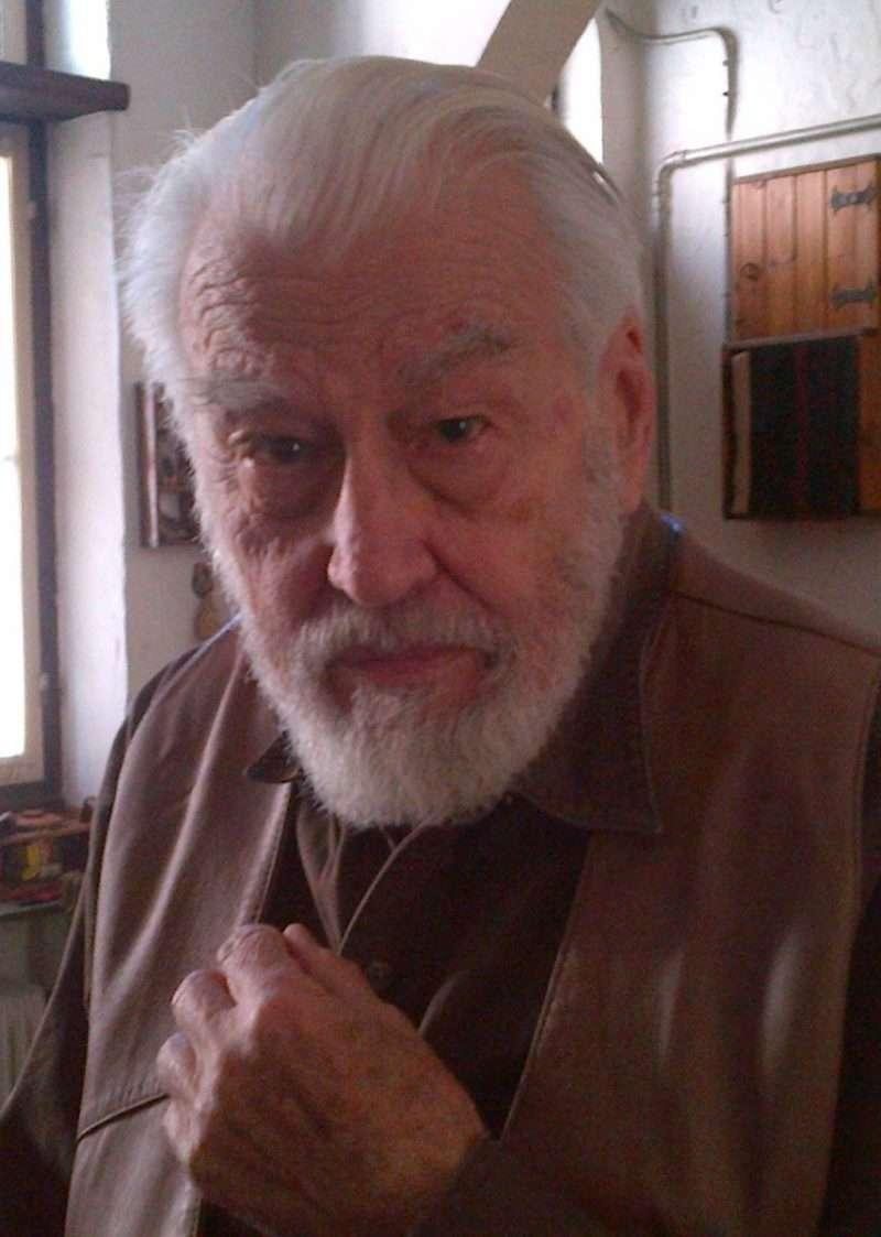 Έσβησε στα 97 του χρόνια ο διεθνούς φήμης γλύπτης Αλέκος Κυριακός