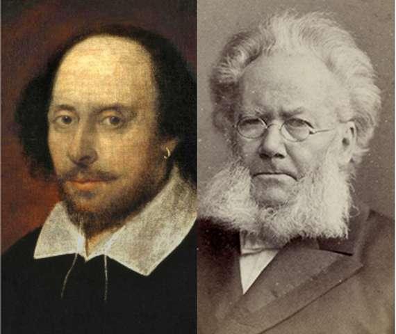 """""""Περικλής"""" του Ουίλλιαμ Σαίξπηρ και """"Η Αγριόπαπια"""" του Ερρίκου Ίψεν από τις Εκδόσεις Gutenberg"""