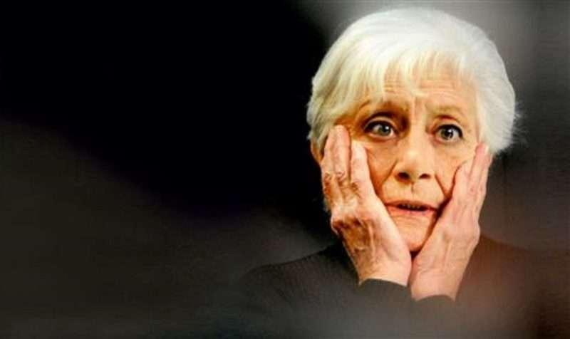 Η Δέσποινα Μπεμπεδέλη μας φέρνει στην Αθήνα την εμβληματική επιζήσασα Εβραία «Ρόουζ»