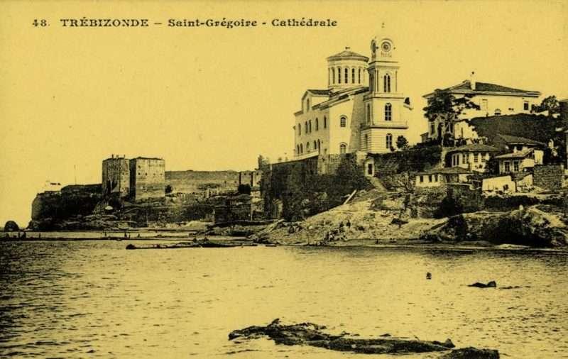 «Τραπεζούντα. Η πρωτεύουσα των Κομνηνών». Από το ιστορικό βιβλίο του Δημήτρη Ψαθά «Γη του Πόντου»