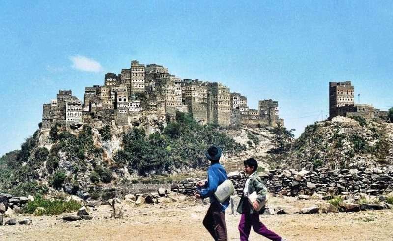 «Υεμένη – Πρόσωπα». Η «Ευδαίμων Αραβία» πριν από τον εμφύλιο όπως την είδε ο Λάμπρος Λιάβας