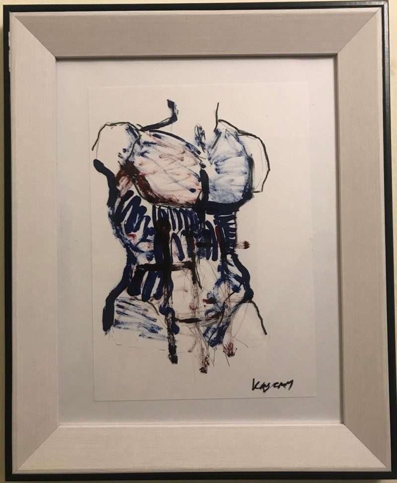 Η «Γυμνή Αλήθεια» στην Aqua Gallery της Σαντορίνης