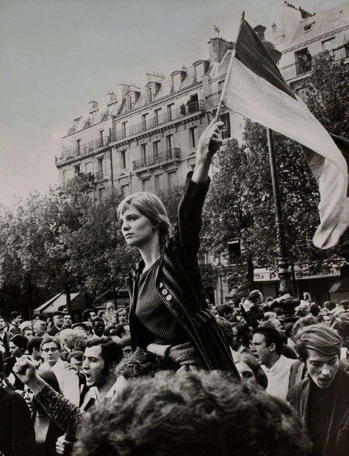 Το κορίτσι του Μάη του '68