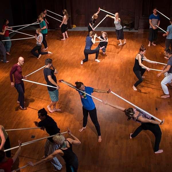 Το Odin Teatret στον Τεχνοχώρο Φάμπρικα – Σεμινάριο με τον Donald Kitt