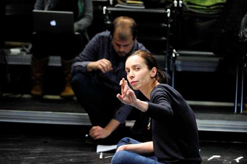 Γνωριμία με τη σκηνοθέτρια – καθηγήτρια του Λυκείου Επιδαύρου 2019, Christiane Pohle