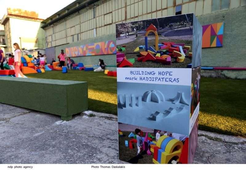 Φωτογραφίες από τα εγκαίνια του Φεστιβάλ Αθηνών και Επιδαύρου 2019, στην Πειραιώς 260