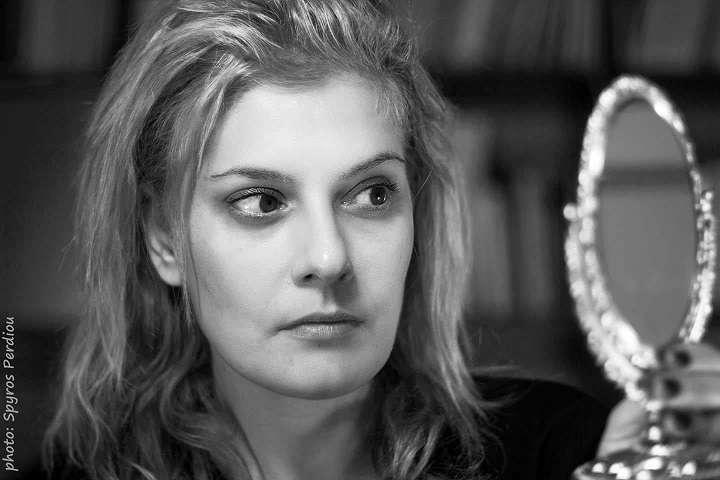Ίρις Πανταζάρα: Μου δίνει χαρά να κατακτώ «το γνώθι σαυτόν»