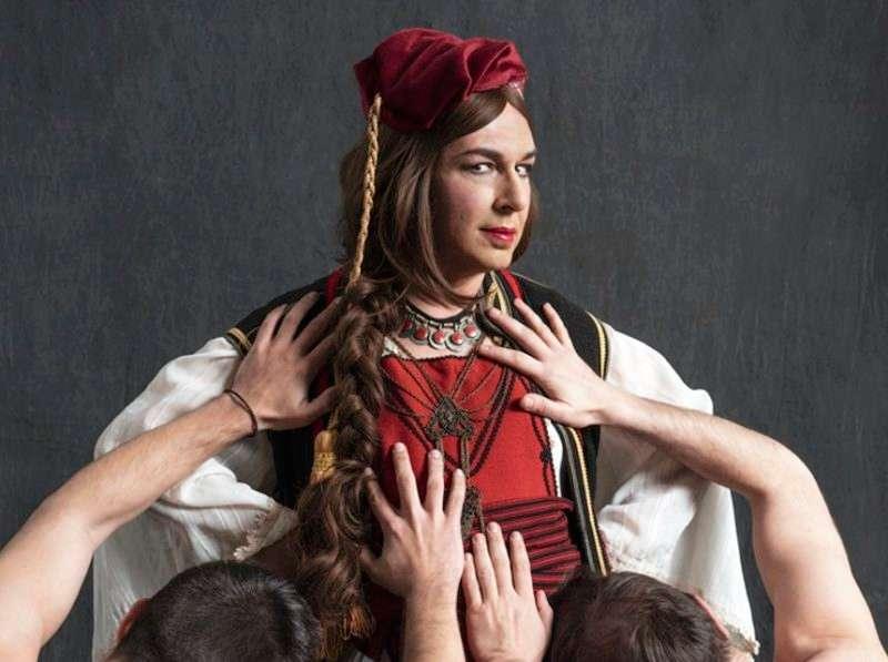"""""""Μαρία Πενταγιώτισσα"""": Άφθονο γέλιο, φρεσκοκομμένο από το """"μποστάνι του Μποστ"""""""