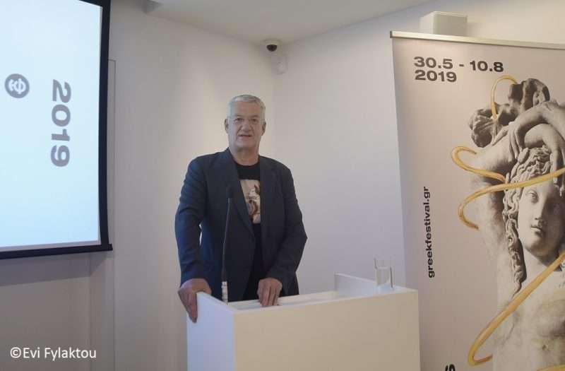 Βαγγέλης Θεοδωρόπουλος: Για πρώτη φορά το Φεστιβάλ δεν χρειάστηκε έκτακτη χρηματοδότηση