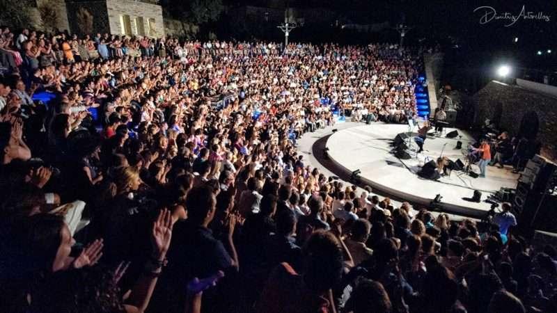 Το Διεθνές Φεστιβάλ Άνδρου στον ρυθμό της καρδιάς μας από 31 Ιουλίου έως και 20 Αυγούστου 2019