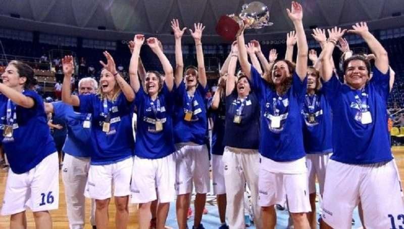 Η Εθνική Ελλάδας Κωφών Γυναικών Παγκόσμια Πρωταθλήτρια στο μπάσκετ