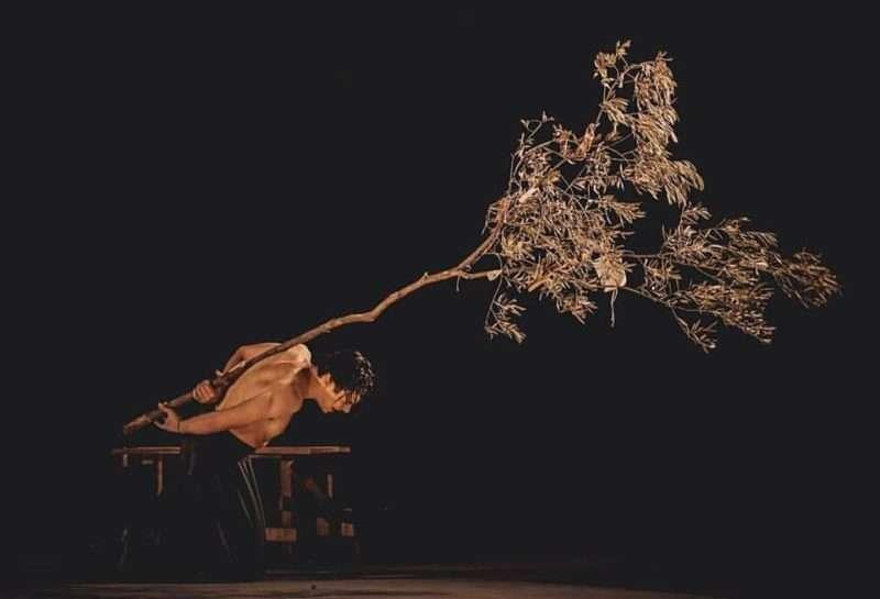 «Ορέστεια» του Αισχύλου από το Εθνικό Θέατρο / «Ευμενίδες» σε σκηνοθεσία Γεωργίας Μαυραγάνη