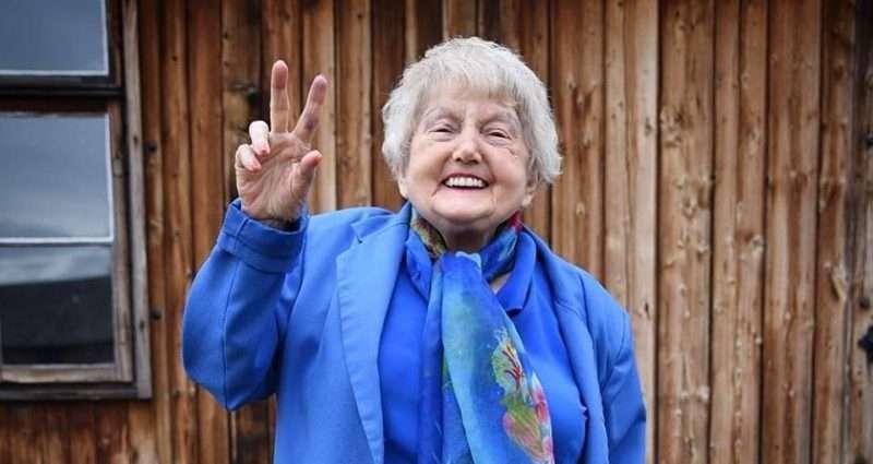Επιζήσασα του Άουσβιτς πέθανε κατά τη διάρκεια επίσκεψης στον τόπο του μαρτυρίου της