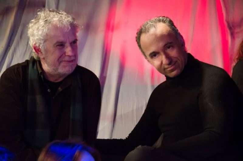 Γιώργος Λιβανός – Γιάννης Σολδάτος για τρίτη φορά μαζί στο Studio Κυψέλης