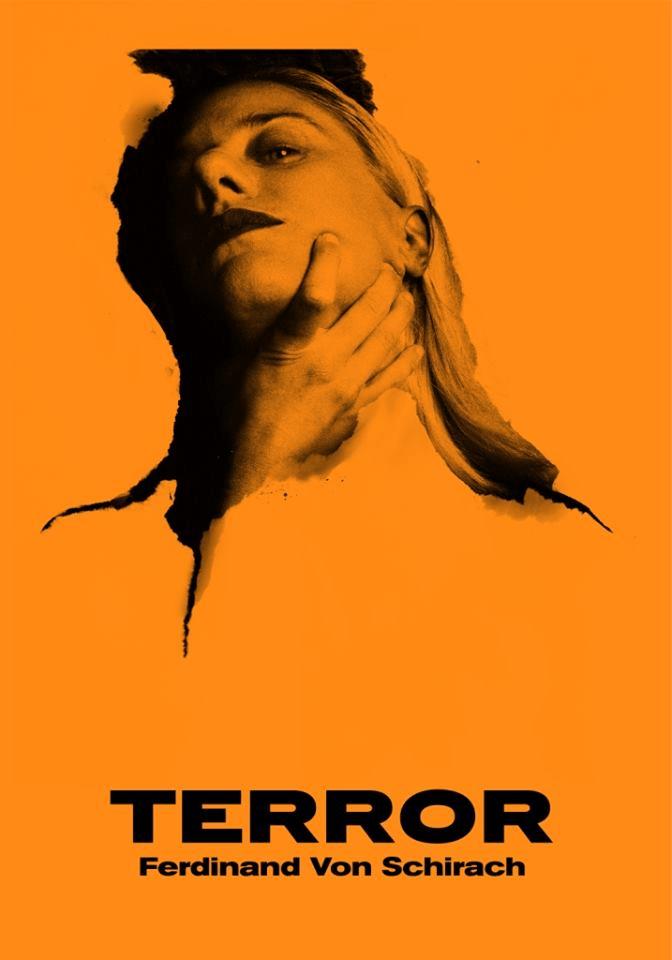 """Οι Πυργιώτες ηθοποιοί Νάνσυ Μπούκλη και Βασίλης Παλαιολόγου πρωταγωνιστούν στην παγκόσμια θεατρική εμπειρία """"TERROR"""""""