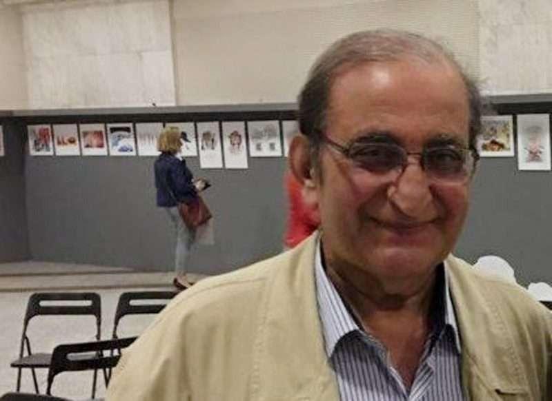 Το μυσταγωγικό μνημόσυνο για τον δημοσιογράφο Χοβσέπ Μπαραζιάν στον Ιερό Ναό Σουρπ Καραμπέτ