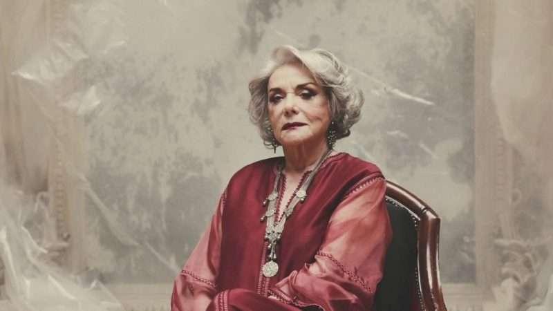 Η «Αγάπη» της Μπέττυς Αρβανίτη από τα «Μελίσσια» έγινε μέλος της θείας οικογένειας των μεγάλων ρόλων