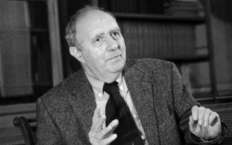 Κωνσταντίνος Σβολόπουλος – Ολοκλήρωσε την ιστορική του διαδρομή στα 81 του