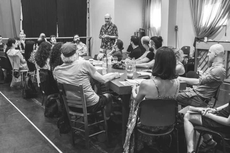 Οι «Τρεις Αδελφές» του Αντόν Τσέχωφ ξεκινούν πρόβες στο Κρατικό Θέατρο Βορείου Ελλάδος