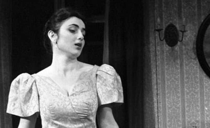 Ελισάβετ Ναζλίδου. Για τη Λάρισα ήταν η πολυαγαπημένη «μπέμπα» της γειτονιάς…