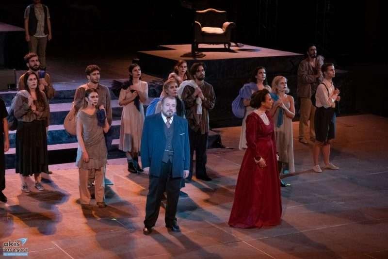 Η «Ανάμνηση Σμύρνης» και στο Κατράκειο Θέατρο της Νίκαιας
