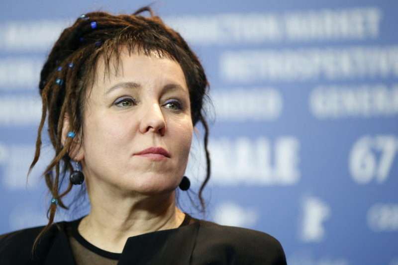 Στην Olga Tokarczuk το Νόμπελ Λογοτεχνίας 2018