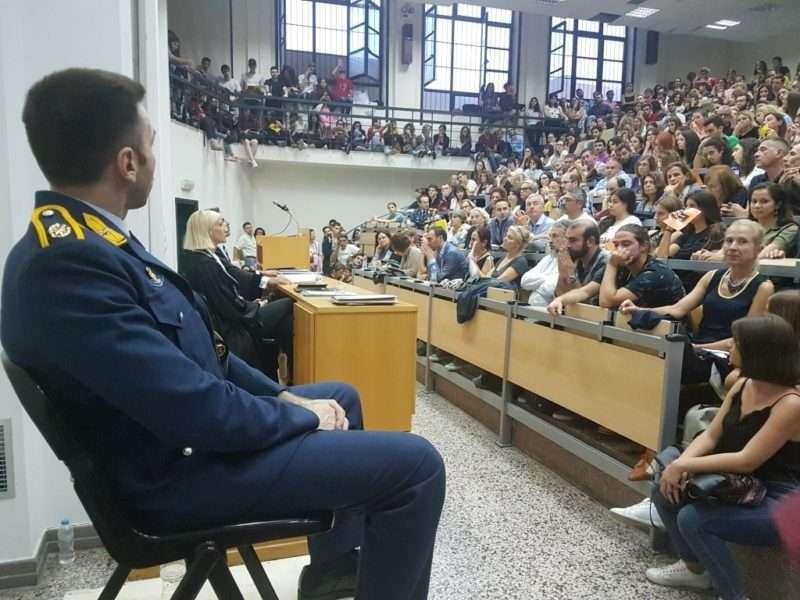 Το παγκόσμιο θεατρικό φαινόμενο TERROR στο Αμφιθέατρο της Νομικής Αθηνών