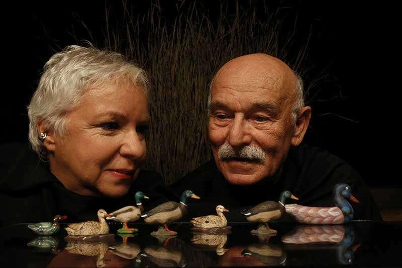 Οι «Παραλλαγές Πάπιας» του David Mamet στη «Θεατρική Σκηνή», για πρώτη φορά στην Ελλάδα