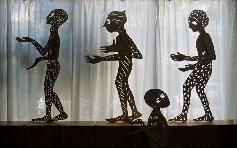 """Οι """"Σκιές – Shadows"""" της Δήμητρας Σιατερλή στην Αίθουσα Τέχνης Τεχνοχώρος"""