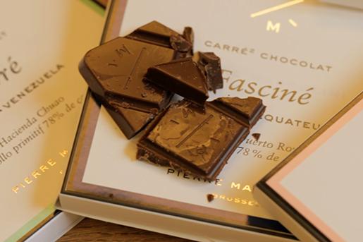 Les maîtres du chocolat στο TV5MONDE