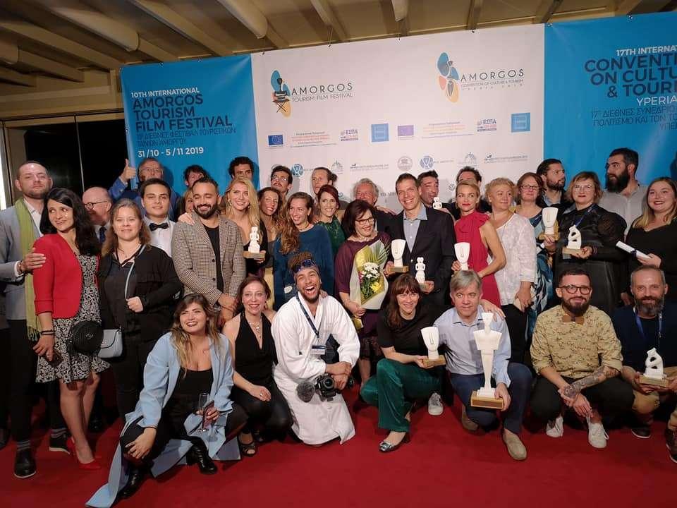 ΥΠΕΡΙΑ 2019. Το Συνέδριο και το Διεθνές Φεστιβάλ Ταινιών Αμοργού στηρίζουν Πολιτισμό και Τουρισμό