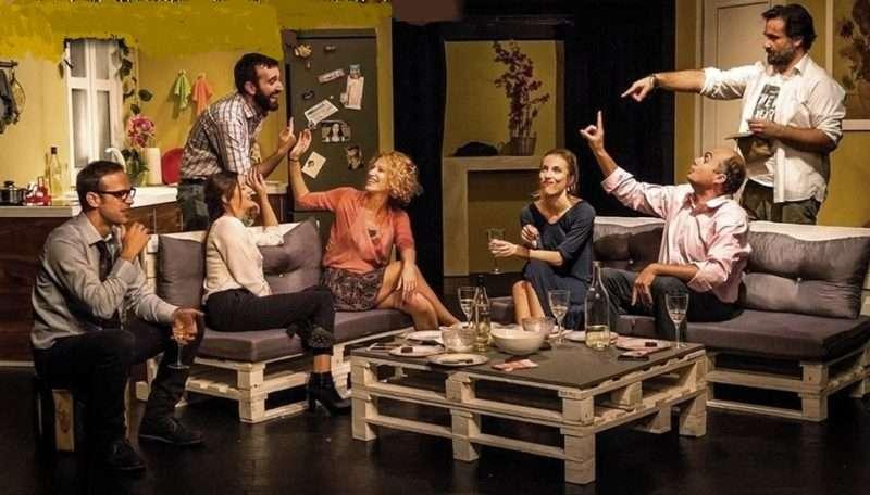 Ανατροπές από το «Ντόμινο» της Ζωής Ρηγοπούλου στο «Θέατρο της Ημέρας»…