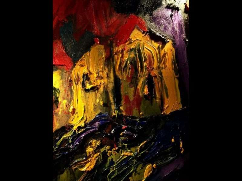 """Resist"": Ατομική έκθεση ζωγραφικής του Ολλανδού Victor Bakker στην αίθουσα τέχνης Τεχνοχώρος"