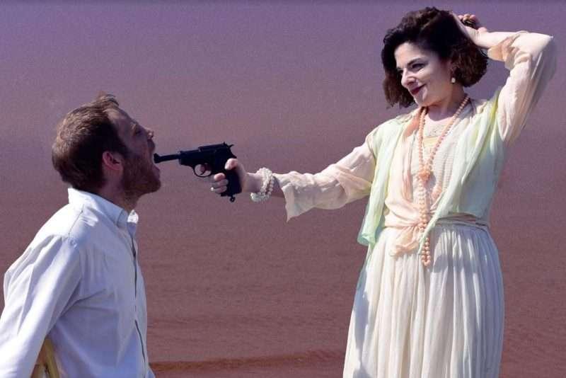 Σε «Έντα Γκάμπλερ» μεταμορφώνεται η Μάνια Παπαδημητρίου στη σκηνή του «Τόπος Αλλού»