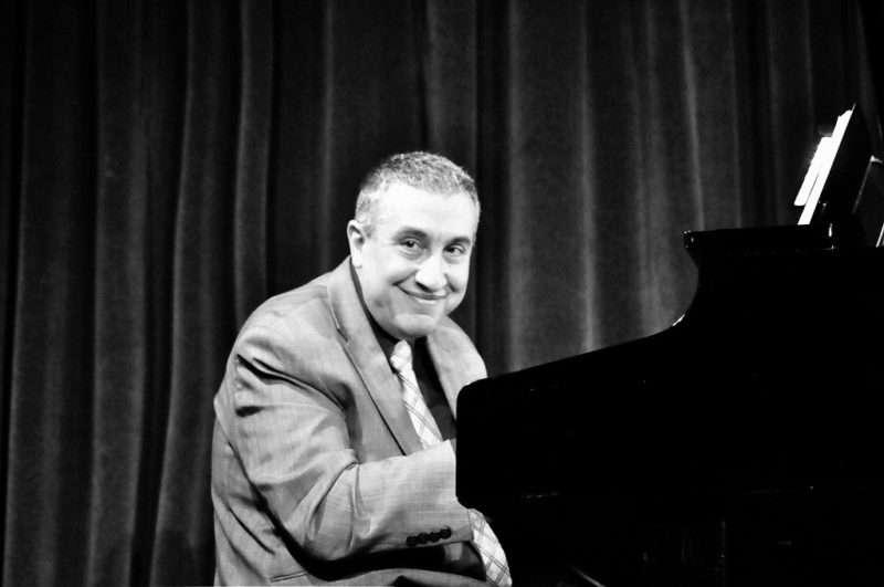 """Φιλανθρωπική συναυλία του Δαυίδ Ναχμία στον """"Παρνασσό"""" για τη «Φερμέλη»"""