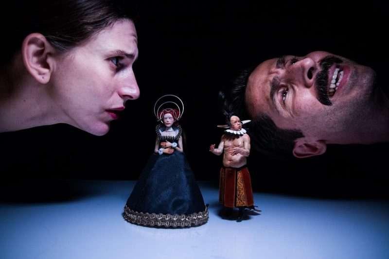 """Οι Black Forest παρουσιάζουν στο ΚΕΤ το έργο του Philippe Minyana """"Η Μικρή μέσα στο Σκοτεινό Δάσος"""""""