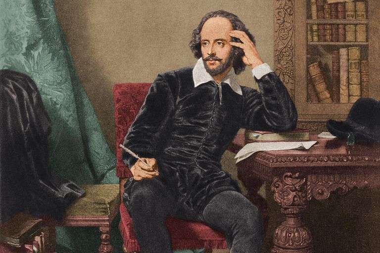 Η ζωή του William Shakespeare