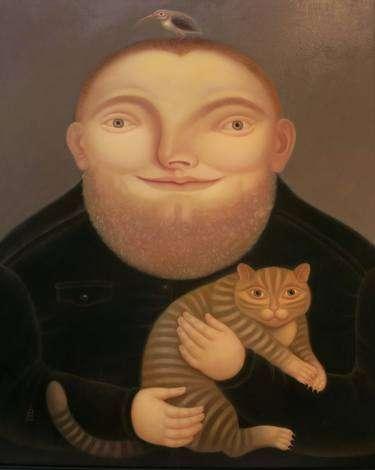 Η γάτα του κυρίου Γρηγόρη – Της Παυλίνας Παμπούδη