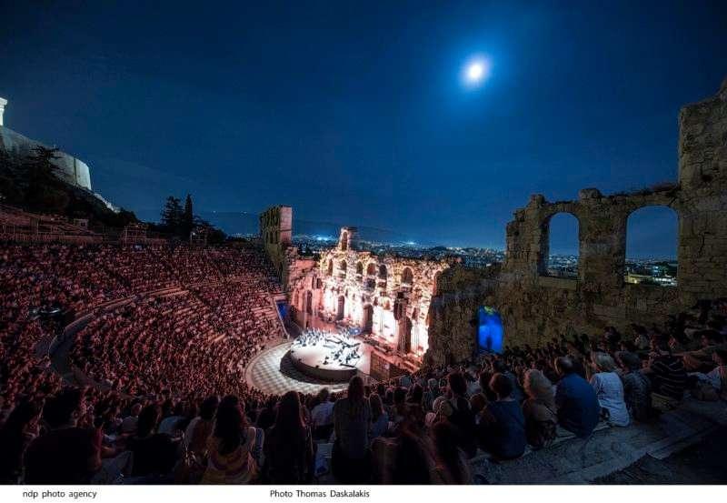 To Φεστιβάλ Αθηνών και Επιδαύρου προκηρύσσει διαγωνισμό για την πλήρωση δύο θέσεων εργασίας