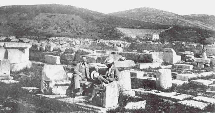 Παναγής Καββαδίας: Ο δαιμόνιος Κεφαλονίτης που έφερε στο φως την Επίδαυρο κι έκανε την πρώτη ανασκαφή στην Ακρόπολη