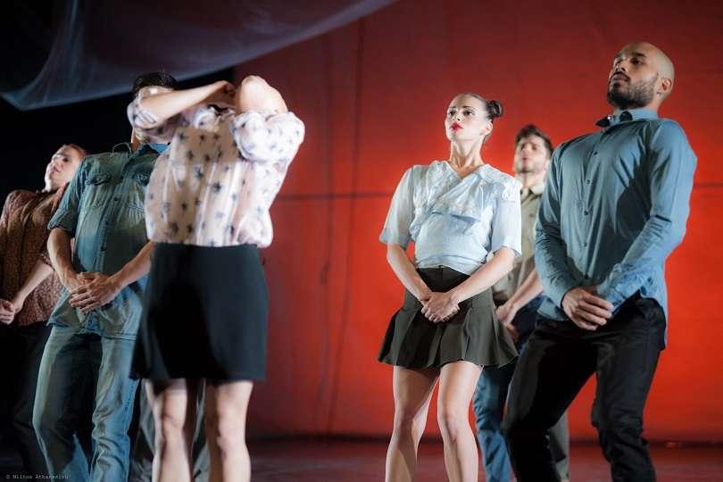 «De profundis/ Εκ βαθέων», μη χάσετε το 13o open studio της Κρατικής Σχολής Χορού